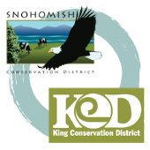 King and Snohomish conservation district logos