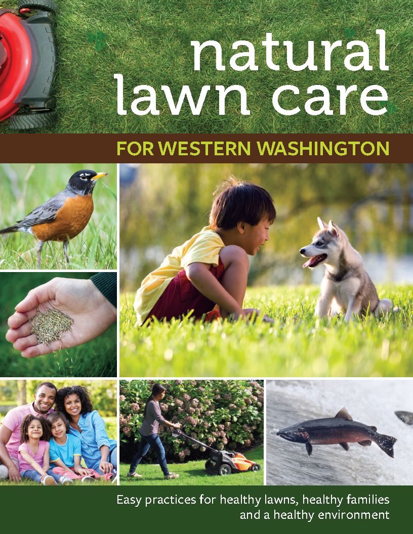 COVER - Natural Lawn Care