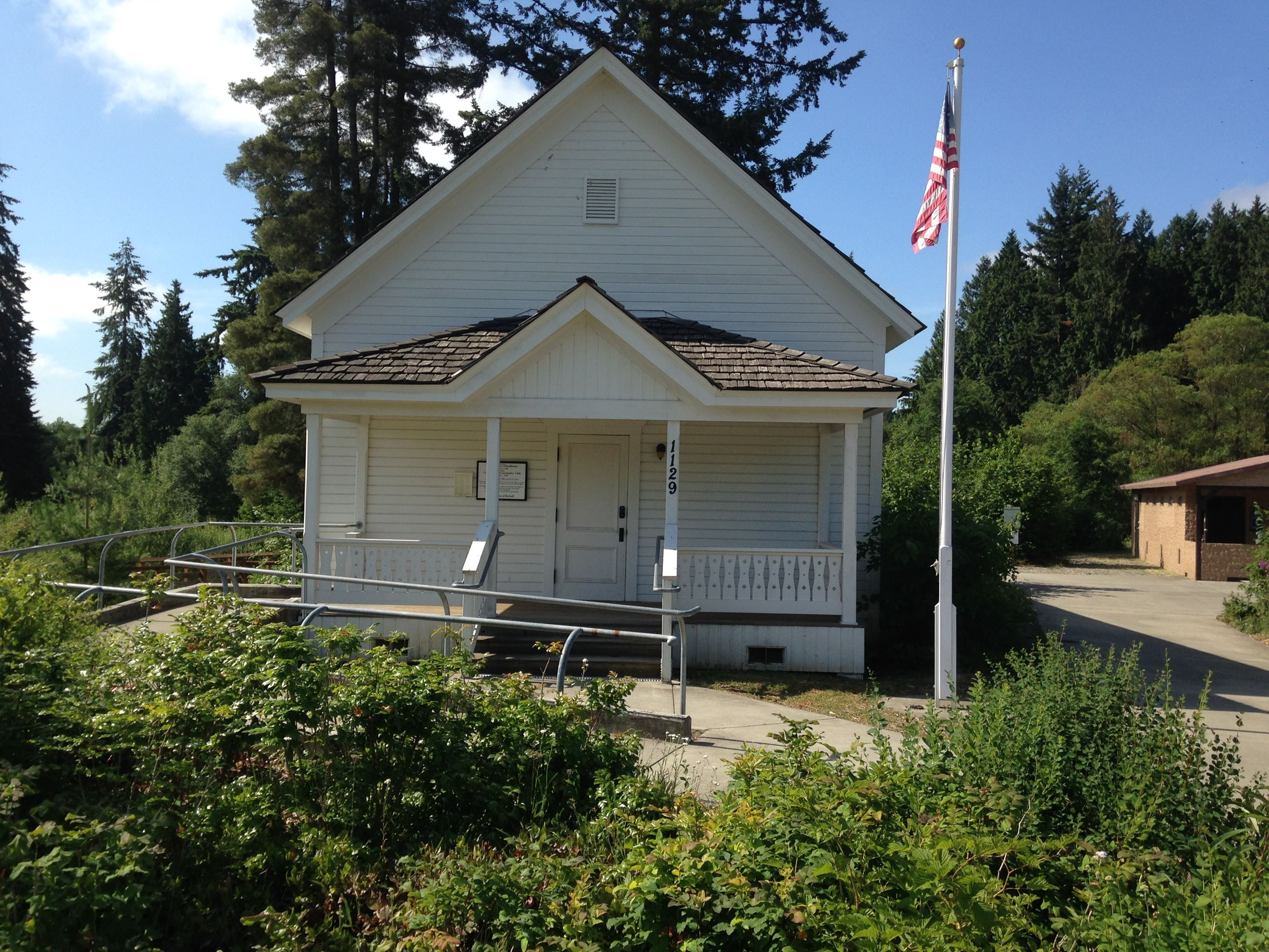 North Creek Schoolhouse
