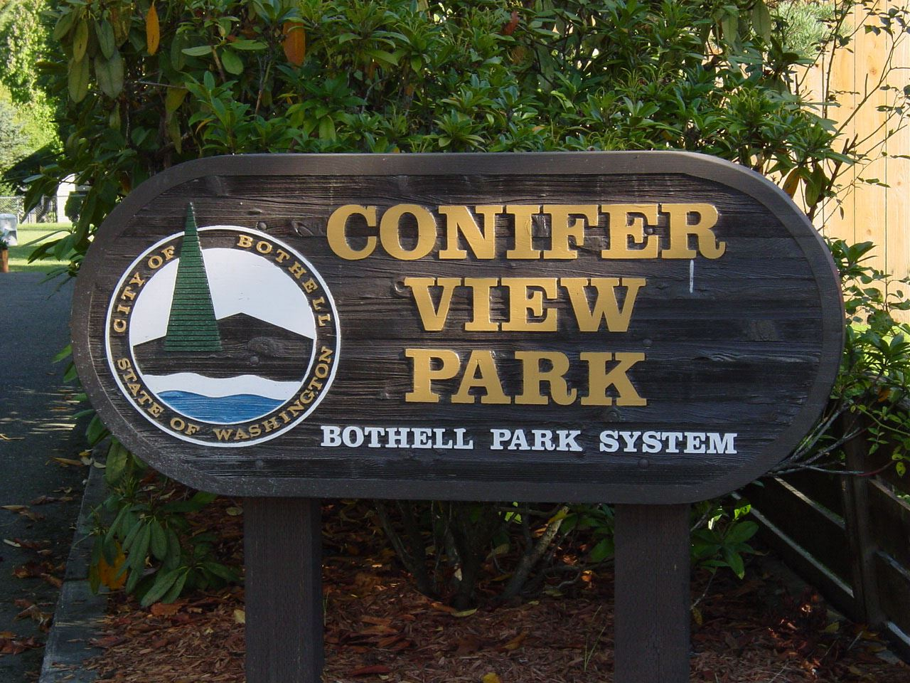 ConiferViewSign