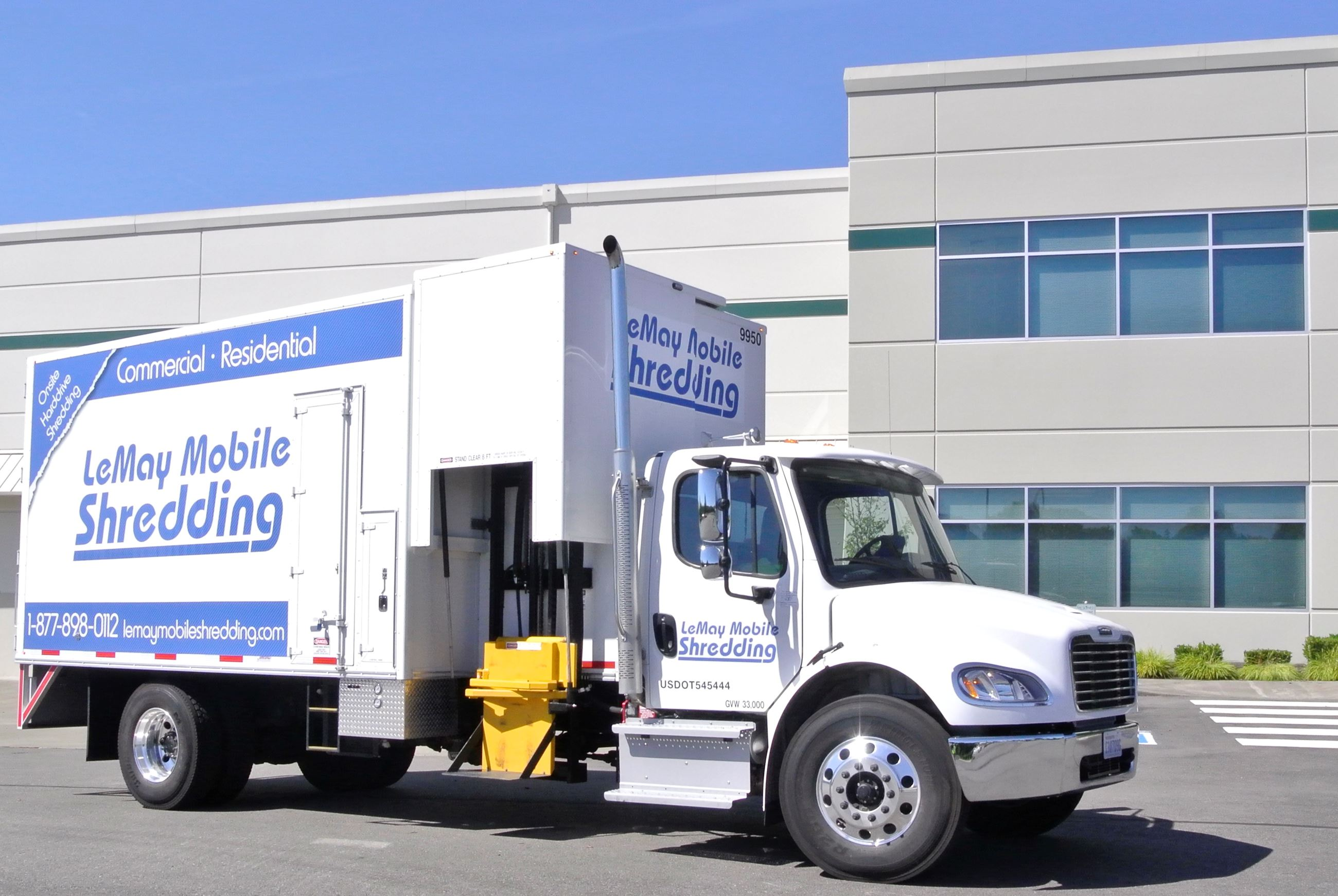 Shred Event | Bothell WA