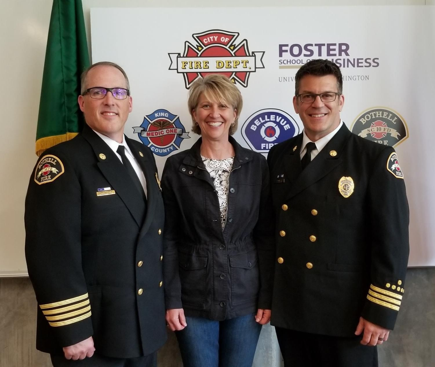 Seattle Fire Department Executive Leadership Academy