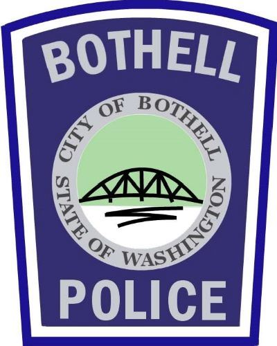 Bothell Police Patch