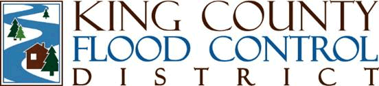 King County Flood District logo