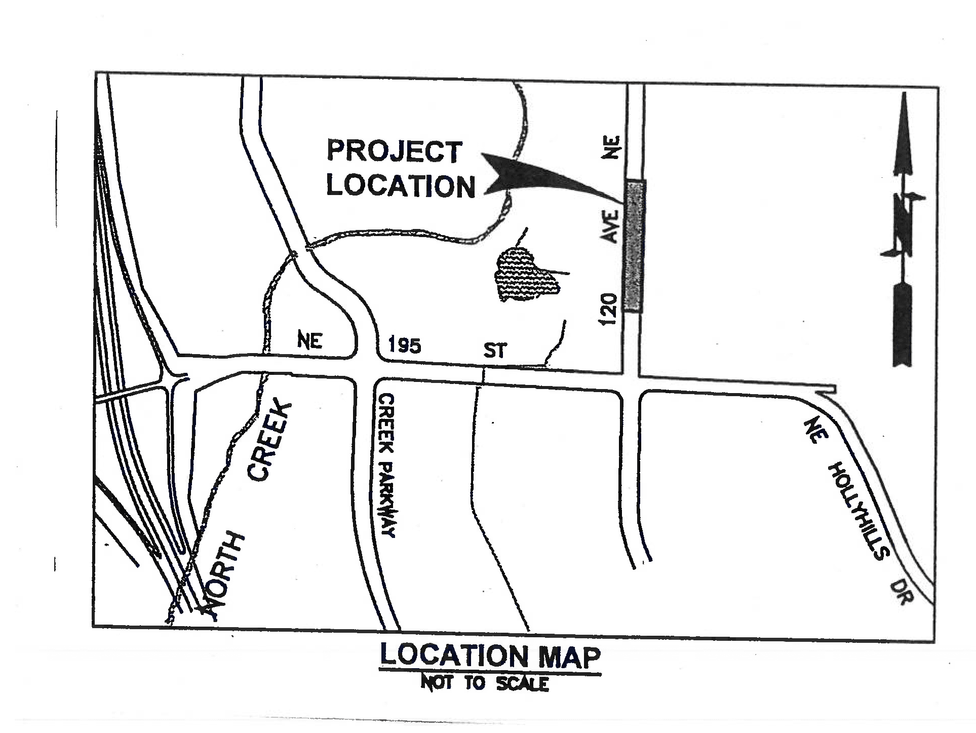 Map of project area