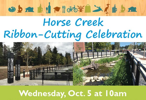 Horse Creek invitation